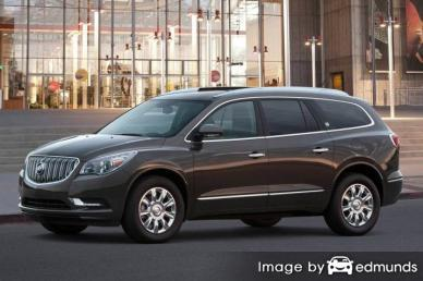 Insurance rates Buick Enclave in Laredo