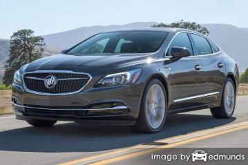 Insurance quote for Buick LaCrosse in Laredo