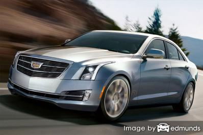 Insurance for Cadillac ATS