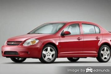 Insurance quote for Chevy Cobalt in Laredo
