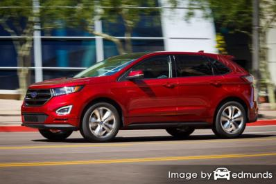 Discount Ford Edge insurance