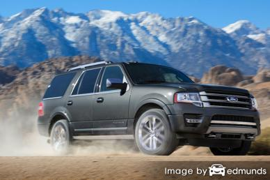 Insurance quote for Ford Expedition in Laredo