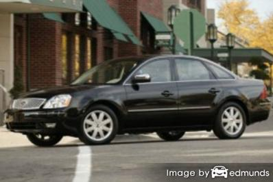 Insurance quote for Ford Five Hundred in Laredo
