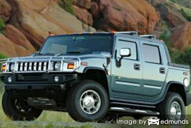 Insurance rates Hummer H2 SUT in Laredo