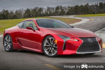 Insurance for Lexus LC 500