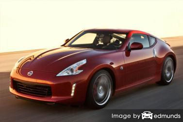 Insurance quote for Nissan 370Z in Laredo