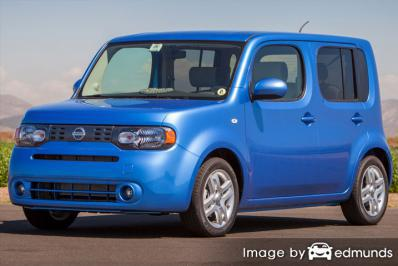 Insurance for Nissan cube