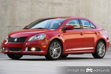Insurance quote for Suzuki Kizashi in Laredo