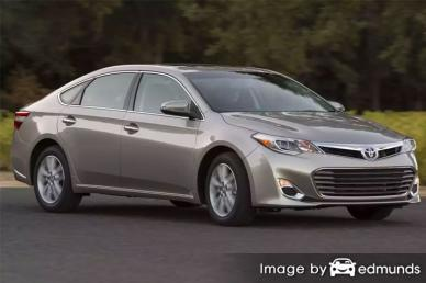 Insurance quote for Toyota Avalon in Laredo