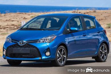 Insurance for Toyota Yaris