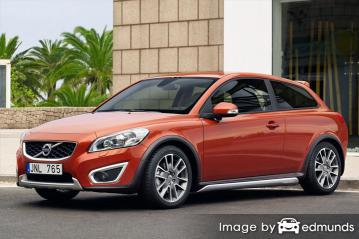 Insurance rates Volvo C30 in Laredo